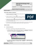 5ISU_DM002 Modificación Objeto de Conexión