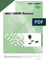 TOKIN Sensors