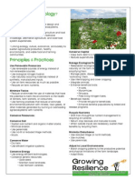 Agroecology Handout