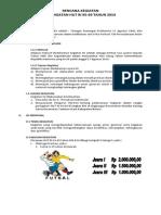 Rencana Kegiatan Hut Ri 2014