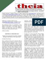 Notiziario Atheia Anno 1 Numero 3 Marzo 2010 dc