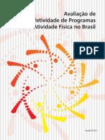 Avaliacao Efetividade Programas Atividade Fisica Brasil Prel