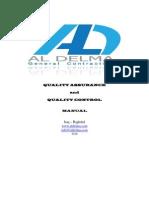 QAQC Manual