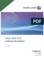 MPR 300 Conf File Mngm