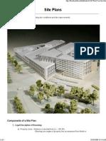 Arch 220 - Site Plans