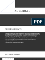 Ac Bridges