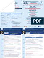 JIFA 2015 Preprogramme