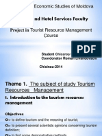 4.Man-Made Tourist Resources