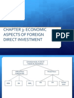 Chapter 3 FDI