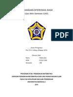 Pdb Uas_rafika Sari (a1c011046)