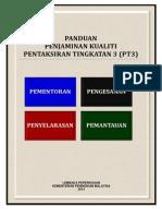 Panduan Penjaminan Kualiti Pt3