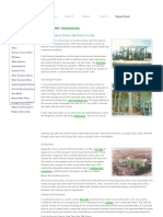 Demineralised Water Plant, Demineralisation Plants, DM Plants in India