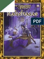 TSRDungeons&Dragons3.5TheCompleteGuideToRakshasas