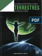 Fantástico Encontro Com Extraterrestres de Procyon - Wanderley Franco OCR