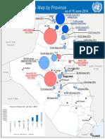 Iraq IDPs Map - 15 June (1)