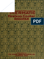 Thermatic Fireless Cooker