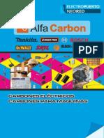 Catalogo Alfa Carbon - Electropuerto