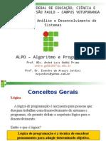 Ifsp Aula2 Logica Programacao ADS