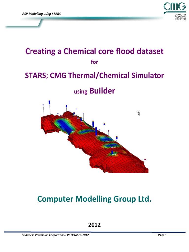 4-Chemical Flood Exercises_Tutorial - OCT- 2012.pdf | Viscosity | Shear  Stress