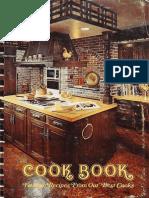 A Book of Favorite Recipes