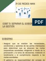 COBIT 5 Separar El Gobierno de La Gestion