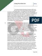 g4s standard operating procedures for fmc contract june 2014