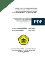 Laporan Kp Di Pt.lotte Chemical Titan Nusantara (Dean p.f & Rona r)