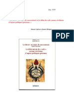 résumé livre séance 13, Laïcité - MAP - François Colle - pdf