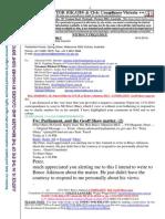 20140618-G. H. Schorel-Hlavka O.W.B. to Bruce Atkinson MLC -COMPLAINT -Re Geoff Shaw Saga-etc