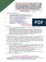 20140616-G. H .Schorel-Hlavka O.W.B. to Christine Fyffe, Speaker Re EXPULSION Daniel Andrews + James Merlino required-etc