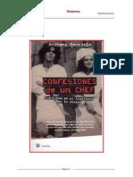 Confesiones de Un Chef