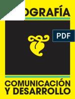 Tipografia Comunicación y desarrollo