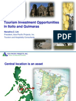 Tourism Investment ILoilo-Guimaras