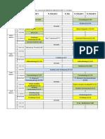 jadwal ujian 2013ttd