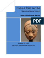 Gram Tica b Sica Yor b - Oluko Jose Bene Dito