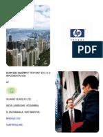 SAP FICO Implementation - Buleprint