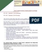 IRF 2014 Agenda Topics