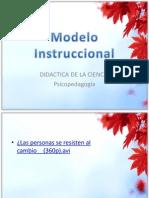 Modelo Instruccional