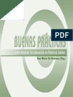 Buenas Practicas Para Mejorar La Educacion en America Latina ANA ANDRACA