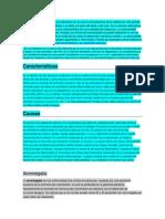Microsefalia..Acromegalia... Gigantismo vs Ostiomilitis