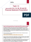 _Financial Statements Presentation