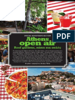Athens Open Air (2014) - Roof Gardens, Κήποι Και Αυλές