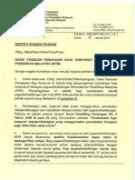 baju korporat KPM Terkini