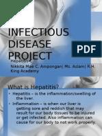 Infectious Disease Project-Nikki