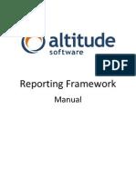 Reporting Framework3.1 Manual