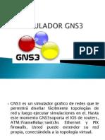 SIMULADOR GNS3