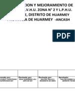 Plan Seguridad - Huarmey 2013