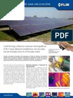 Detección de Problemas en Plantas de Energía Solar