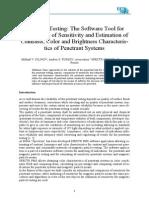 Penetrant Software