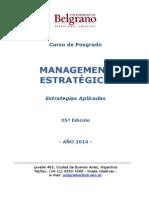 Programa Management Estratégico UB 2014